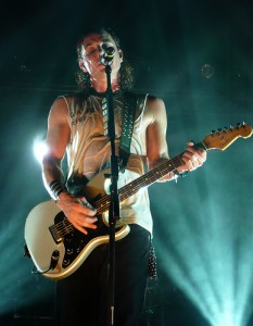 Gavin Rossdale in Hamburg 2011 (Foto: Anne Swallow)