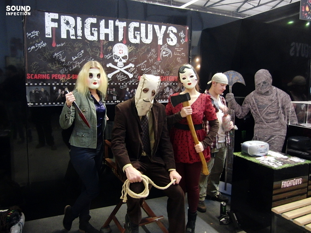 Fright Guys. WOH 2014