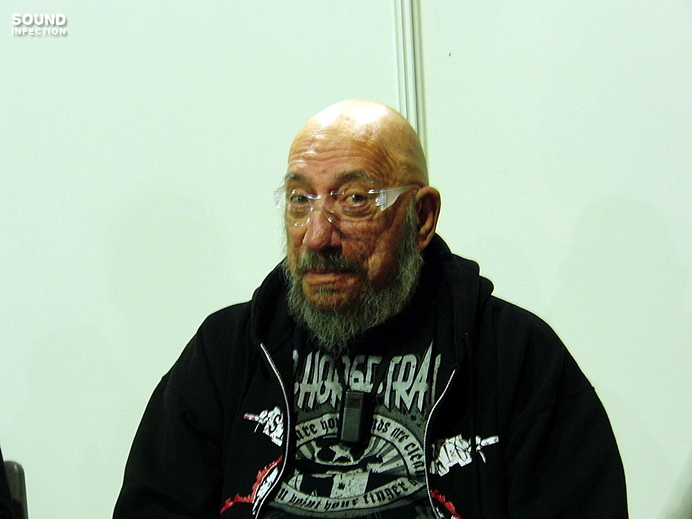 Sid Haig (The Devil's Rejects), WOH 2013