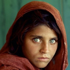 National Geographic porträtierte 1984 die junge Sharbat Gula, denen Nightwish nun einen Song widmeten  (Foto: Steve McCurry)