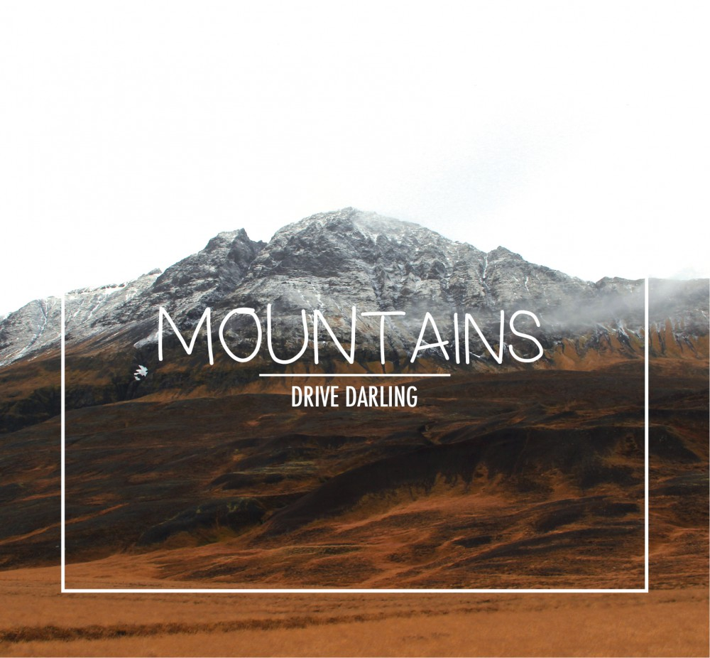 DriveDarling_Mountains-EP_Frontcover
