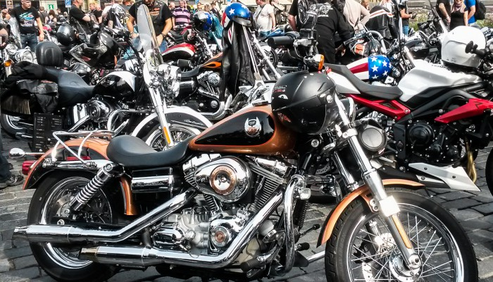 Prag Harley Days-1