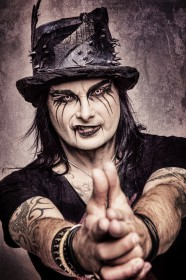 Dani Filth (Foto: Lala photography at JoLi Studios)