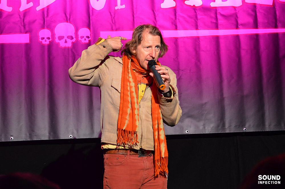 LEW TEMPLE (The Walking Dead)