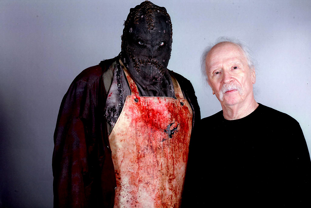 Horrordarsteller Moloch & Regielegende John Carpenter