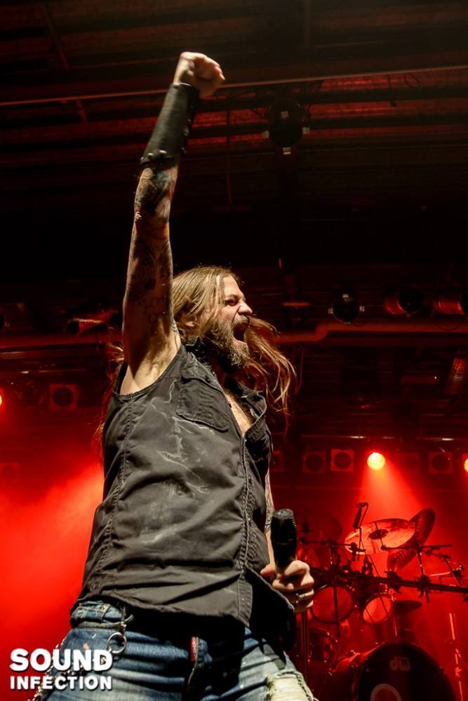 Iced Earth Us Tour